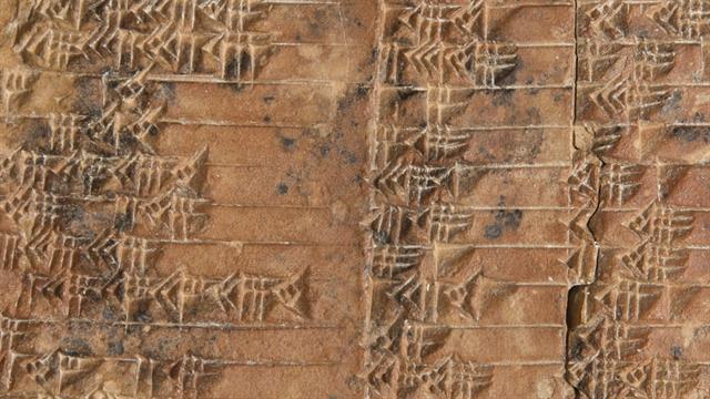 Mathematical mystery of ancient Babylonian clay tablet solved August 24, 2017 ile ilgili görsel sonucu