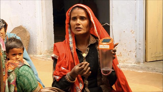 How solar energy is helping this entrepreneur power rural India