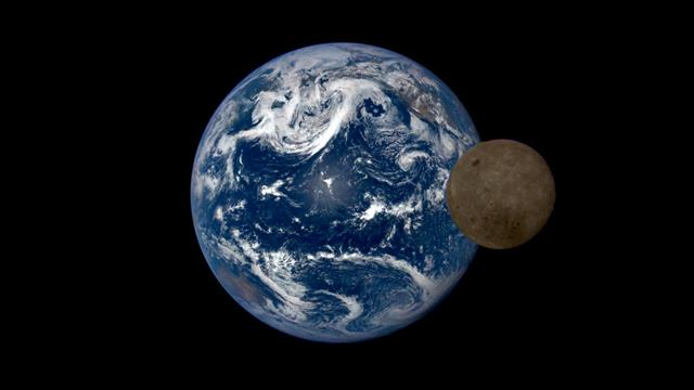 Watch a Year on Earth as Seen From Space