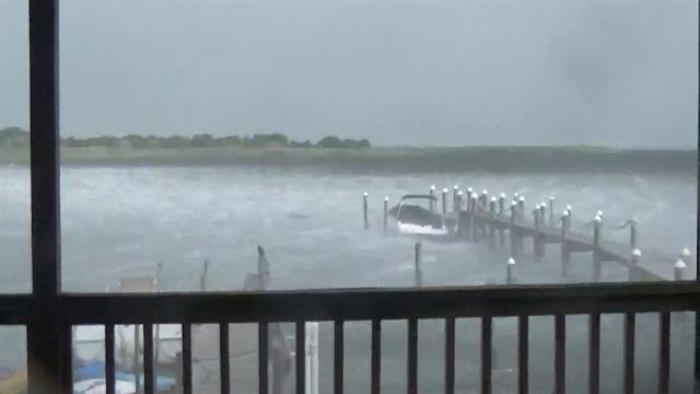 Watch A Waterspout Whip Past A New Jersey Beach