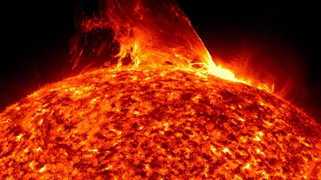 Our Sun Produces Bizarre Radiation Bursts Now Nasa Knows Why