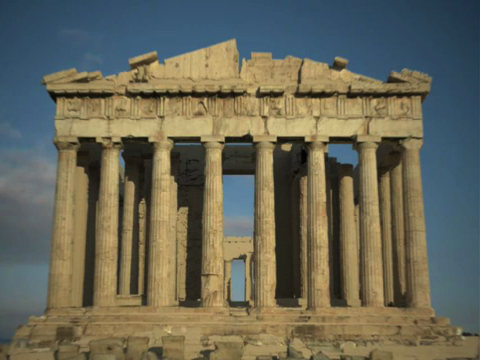 is ancient greek art architecture superior to any other form of