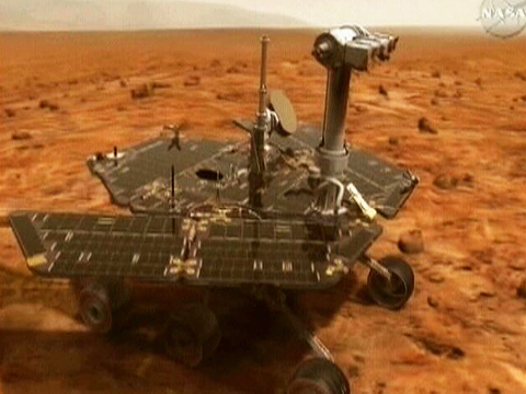 What Do Mars Rover Look Like (page 2) - Pics about space