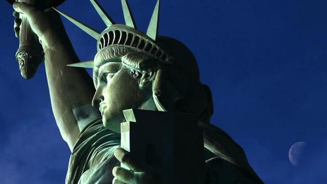 What Lady Liberty And Ellis Island Mean Today