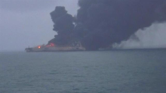 Why the Oil Tanker Explosion Would Be Such a...