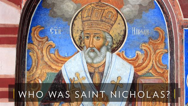 an analysis of the figure of saint nicholas in christianity More than 1,600 years after his death, there is still a dispute about where st nicholas's remains may be.