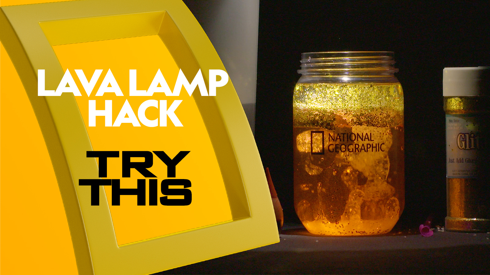 how to make a lava lamp with household items