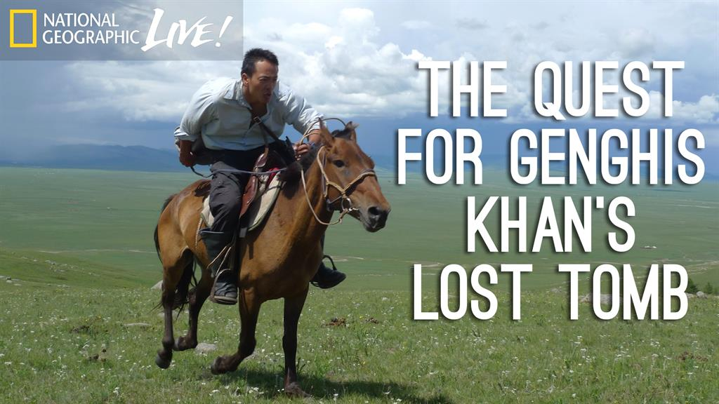 The Quest for Genghis Khan's Lost Tomb
