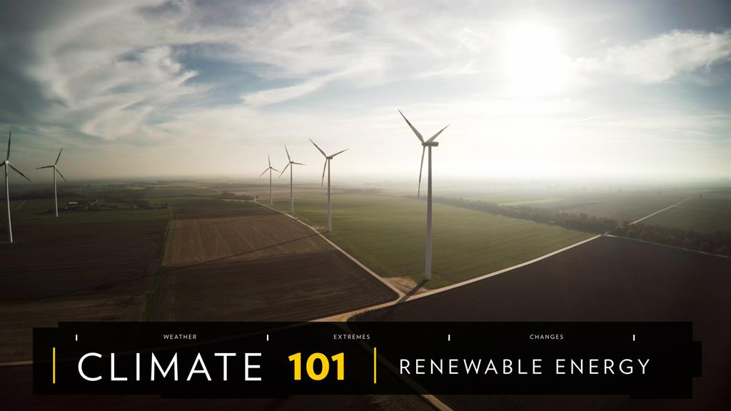 Renewable energy, facts and information