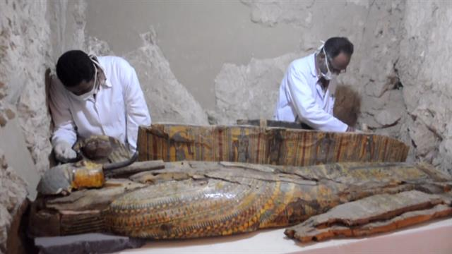 Mummies, Thousand Statues Discovered in Ancient Egyptian Tomb