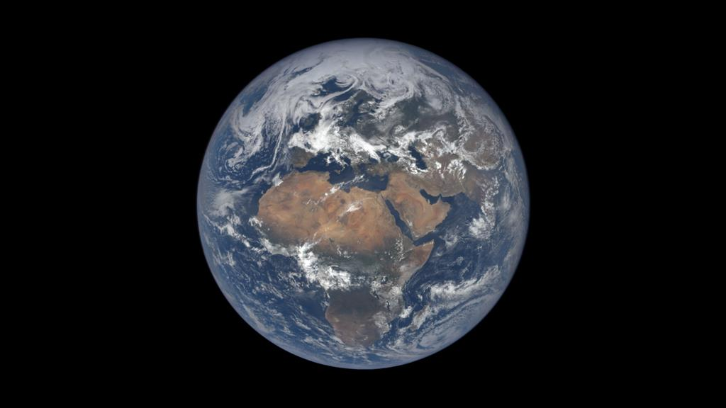 Time Lapse: Watch One Earth Year From Space