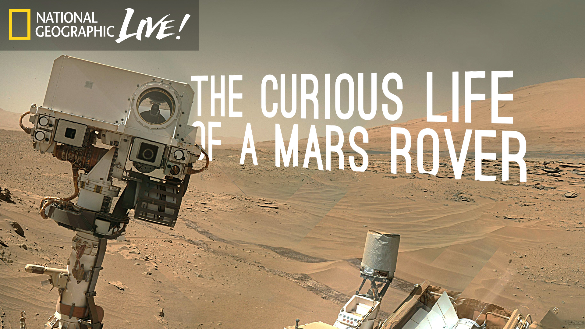 Here Comes The First Living Laser Curious Life Of A Mars Rover