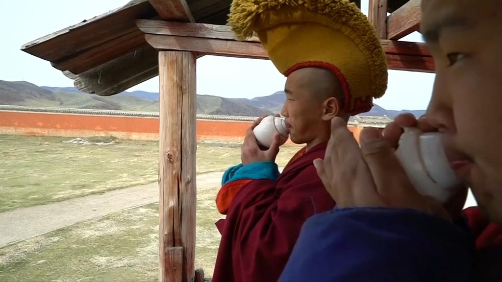 The Making of Mongolian Buddhism