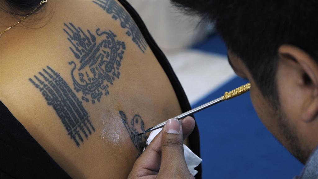 Meet Thailand\'s tattoo master