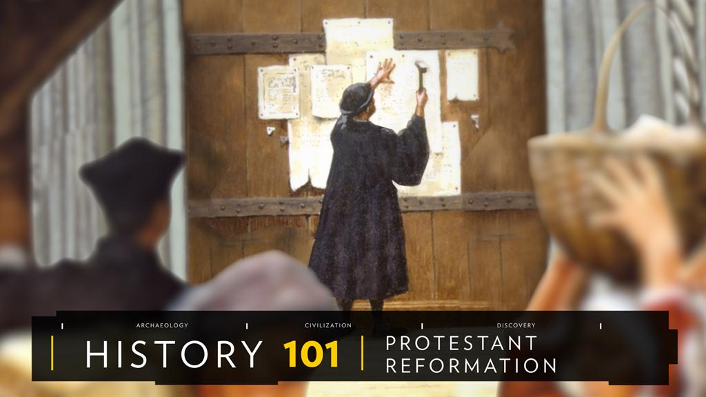 How Martin Luther Started a Religious Revolution 500 Years Ago