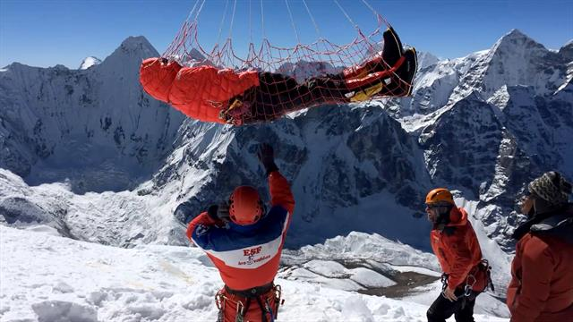 How Rescuers Save Climbers on the World's Tallest Mountains