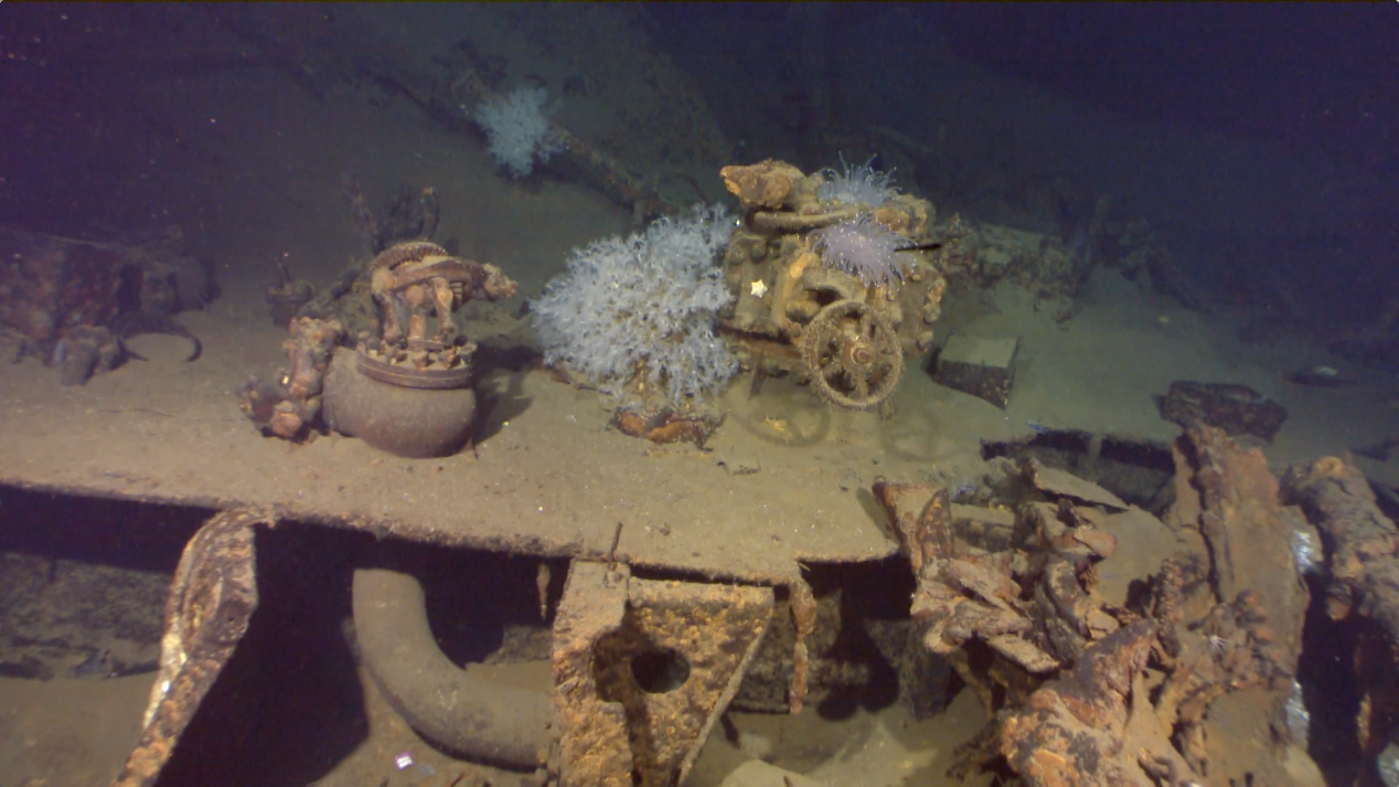 How Paul Allen discovered the world's largest sunken