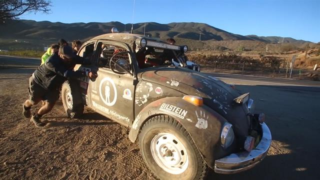 Racing 800 Miles In The Desert In A Vw Bug