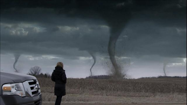 Caught in Tornado Alley