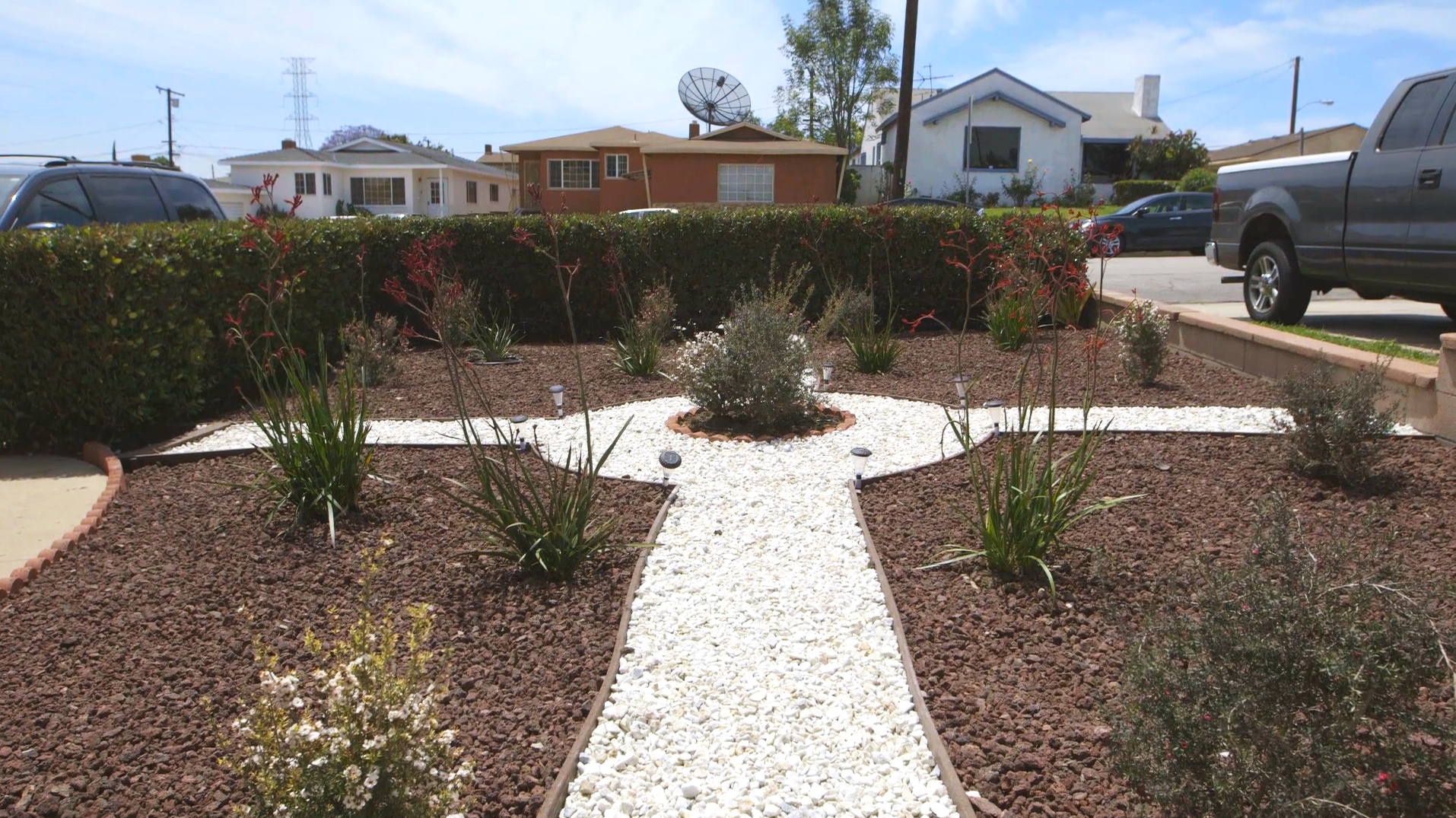 5 water saving ways to replace lawns during californias drought - Garden Ideas To Replace Grass