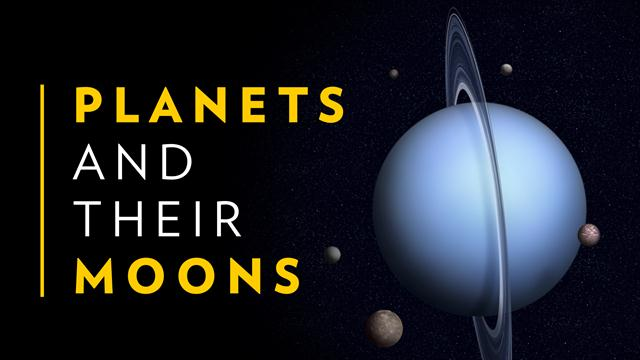 planet with most moons in our solar system - photo #13