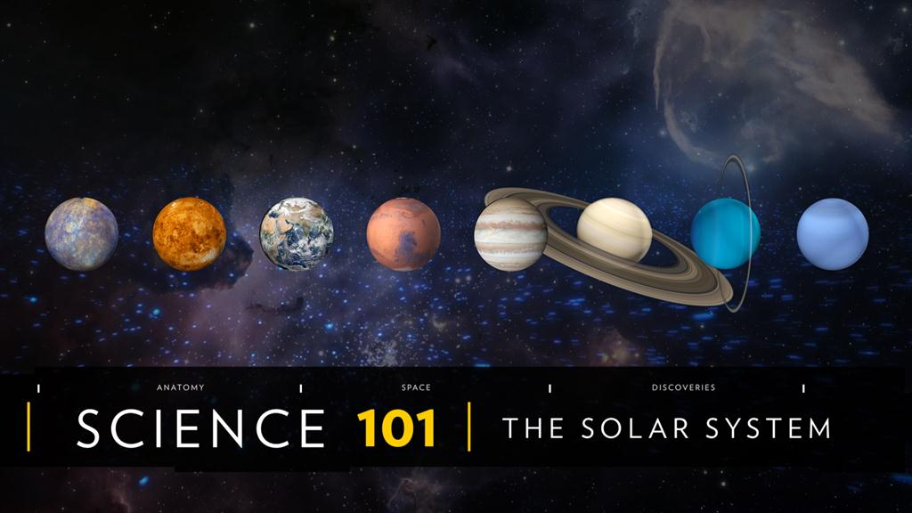 The Solar Systemfacts And Information
