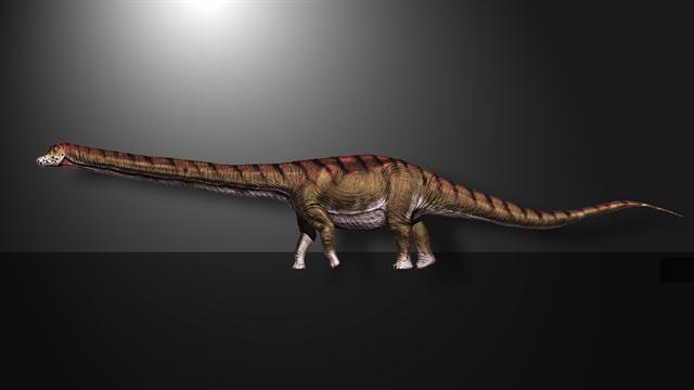 Watch Biggest Dinosaur Ever Found