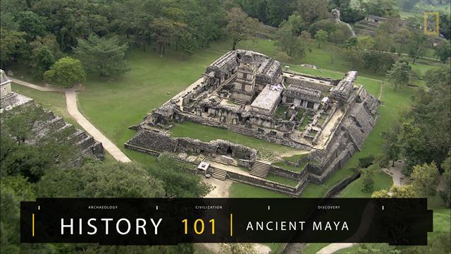 Ancient Maya 101