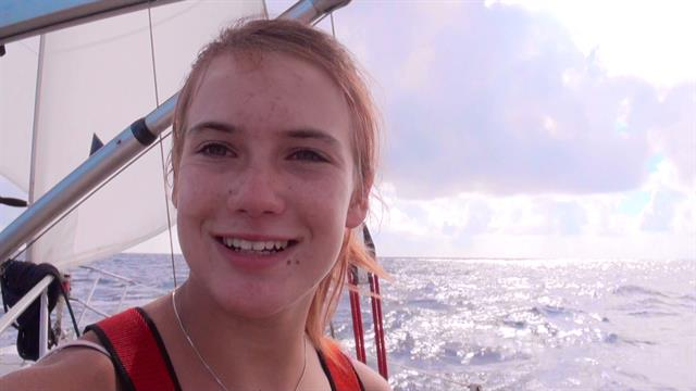 A 16-Year-Old Girls Solo Sail Around The World-1247