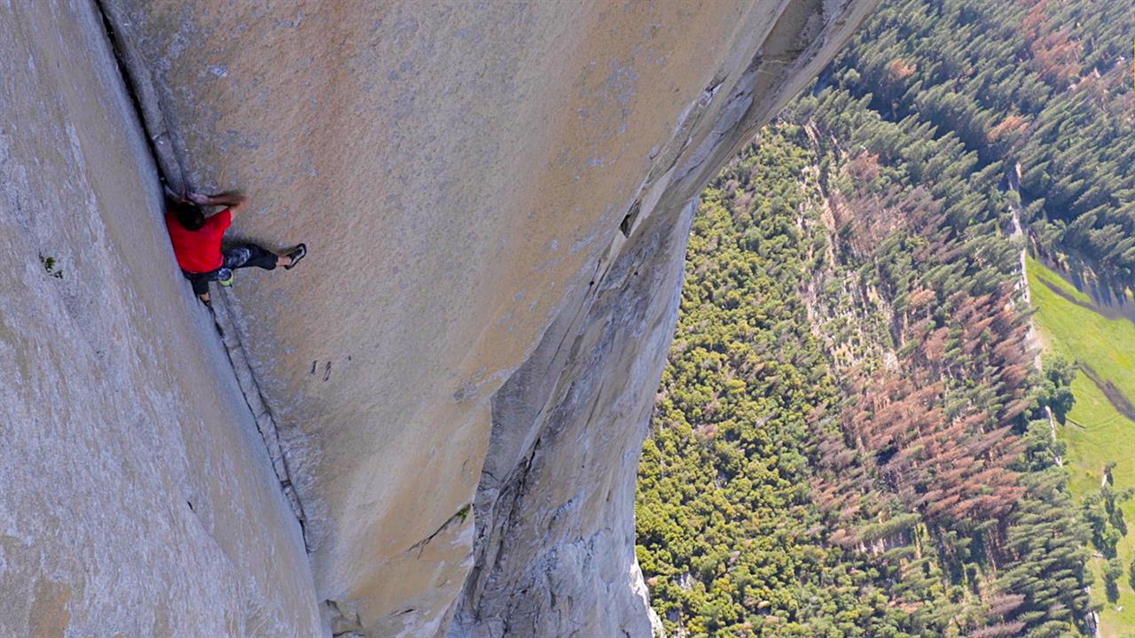National Geographic: Alex Honnold El Cap Solo