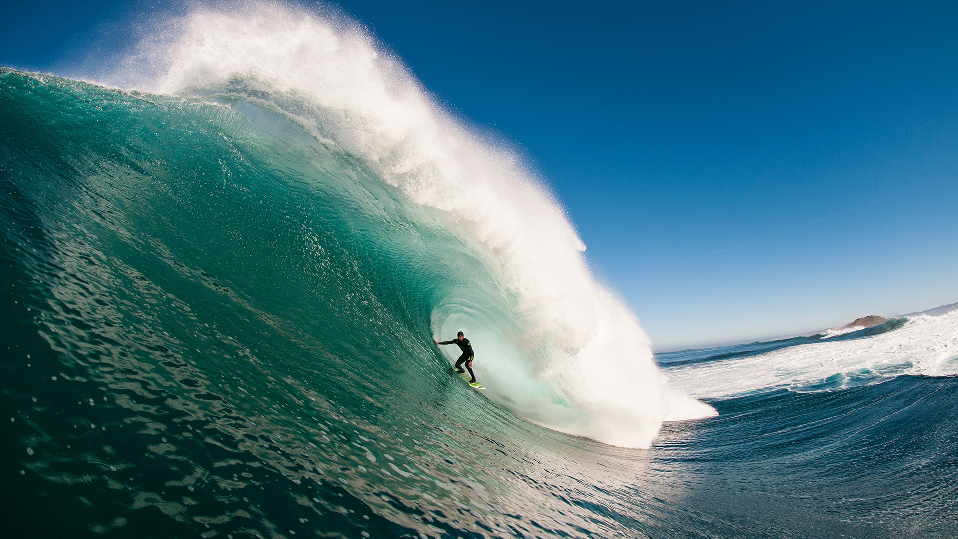 Greg Long Big Wave Rider