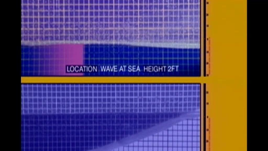 Rare Video: Japan Tsunami