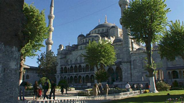 Non Muslim Perspective On The Revolution Of Imam Hussain: Istanbul's Blue Mosque