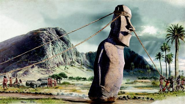 Easter Island Mystery Of The Stone Giants