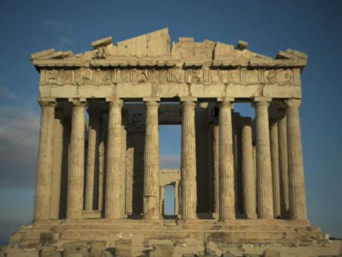 parthenon marbles battle