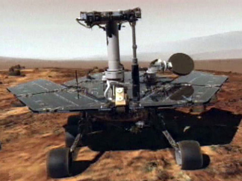 rover on mars tv - photo #39