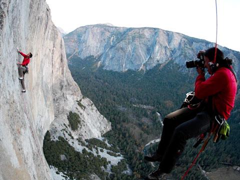 Capturing Yosemite's Superclimbers Antelope Canyon